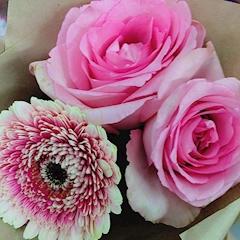 池袋JK制服キャバクラ【はちみつくろーばー】ひなた 花束