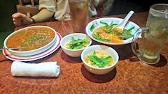 池袋JK制服キャバクラ【はちみつくろーばー】ひなた むうちゃんと中華料理