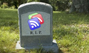 Farewell Google Reader, we really will miss you.