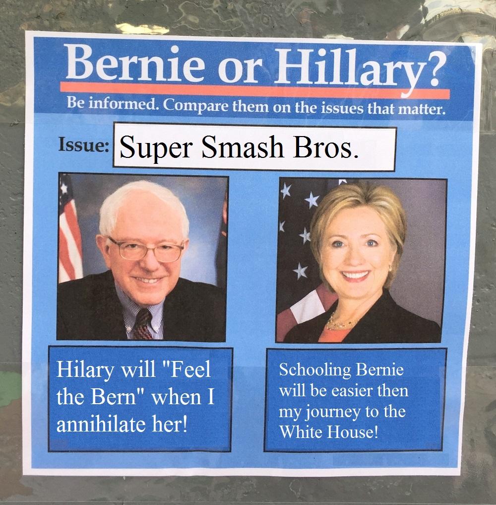 BernieorHiliarySuperSmashBro