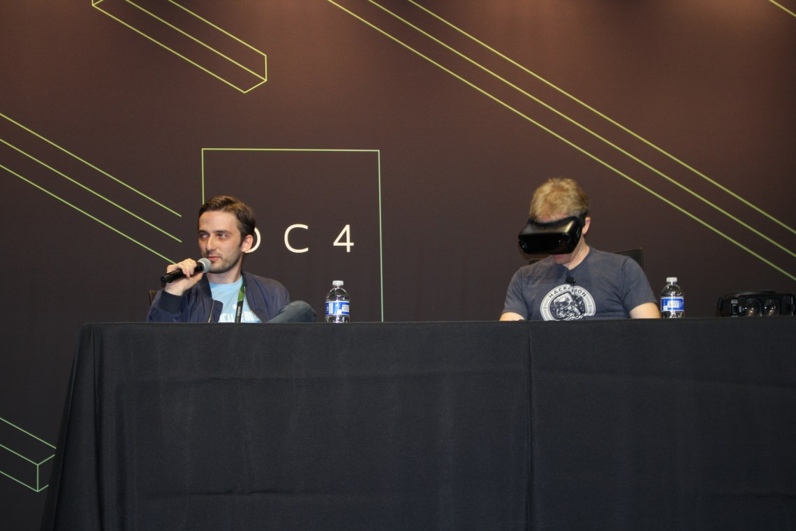 John Carmack Oculus Connect 4 8Bit/Digi