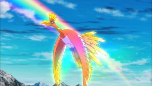 Pokémon the Movie: I Choose You! - Ho-oh
