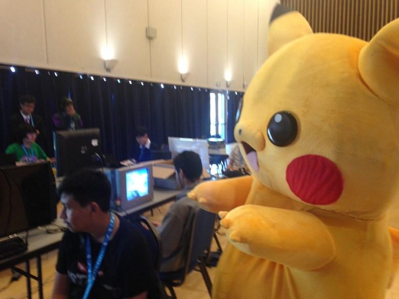 CalAnime Pikachu