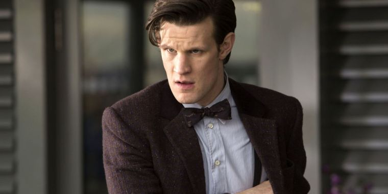 MattSmith_DoctorWho