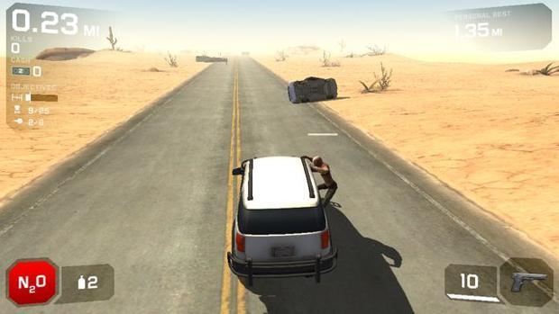 Zombie Highway 2 (iOs)