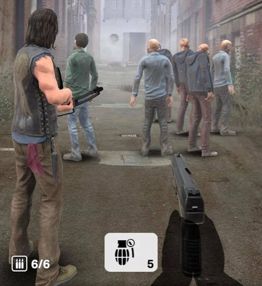 The Walking Dead: Our World (iOs)