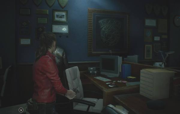Resident Evil 2 remake 8Bit/Digi