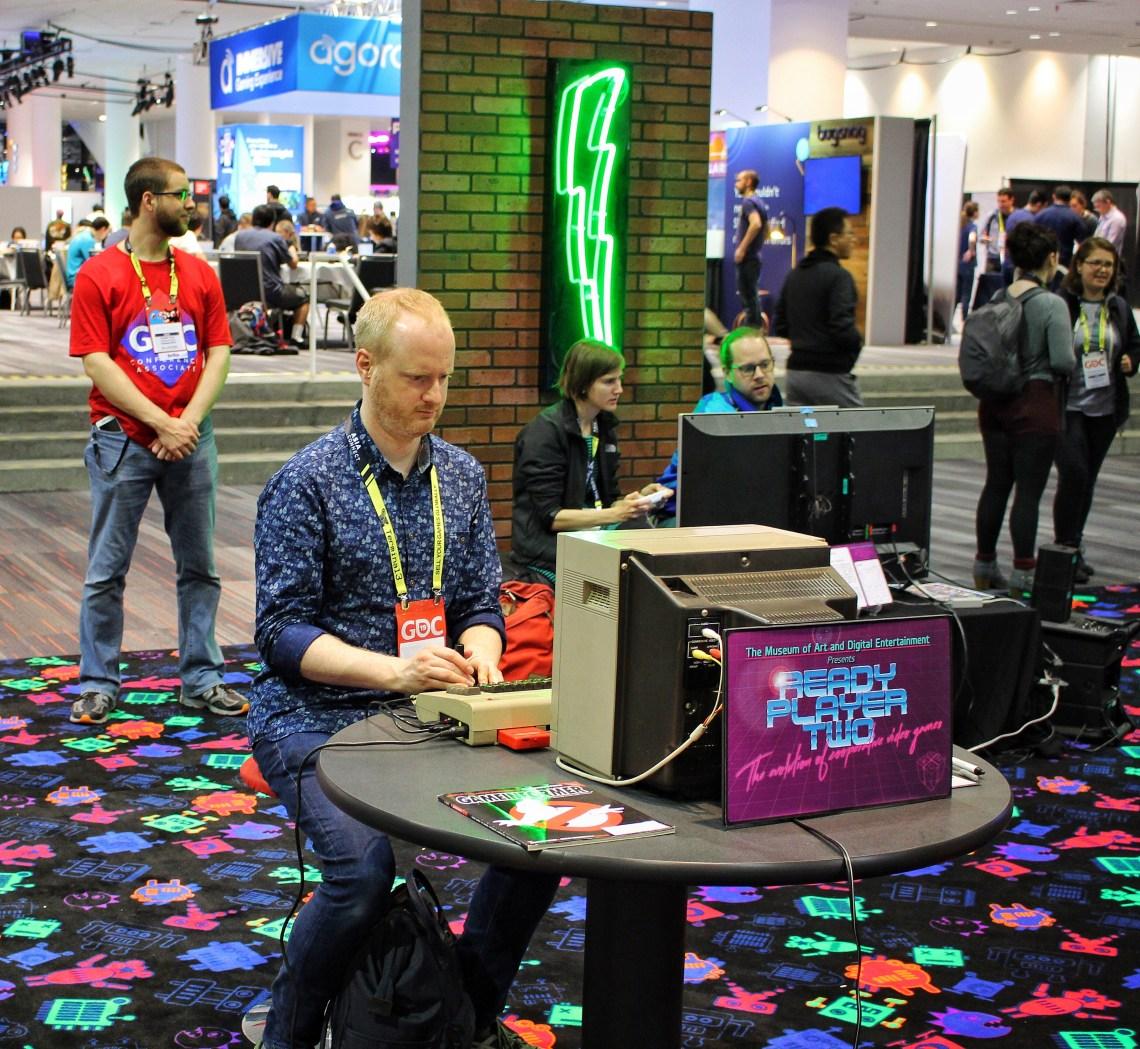 Retro Games GDC 2019 8Bit/Digi