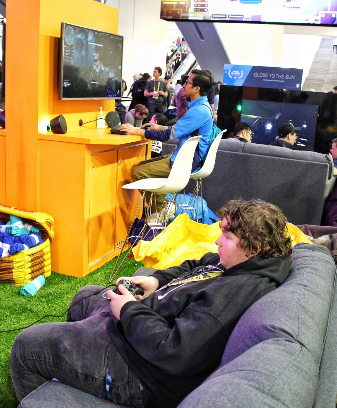 Epic Games GDC 2019 8Bit/Digi Insight for Bay Area Gamers