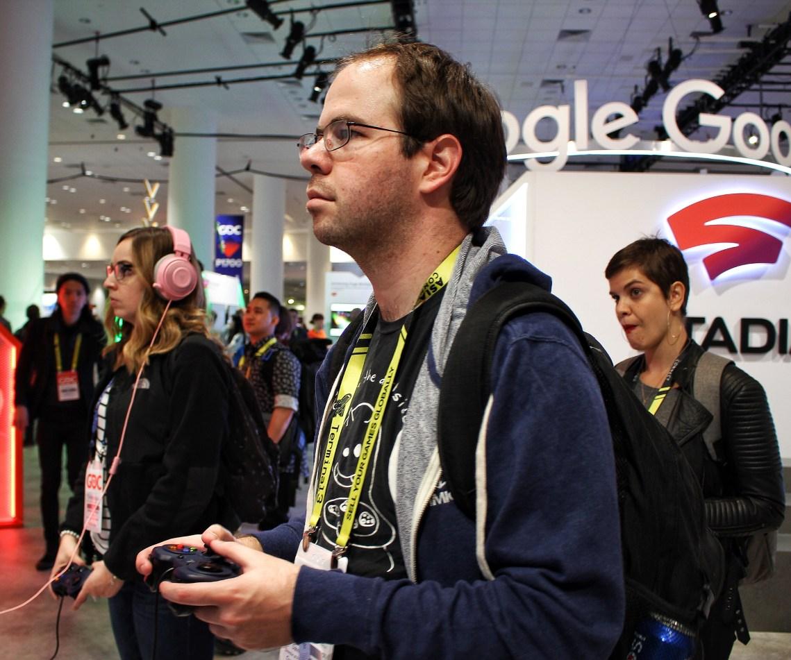 Google Stadia GDC 2019 8Bit/Digi