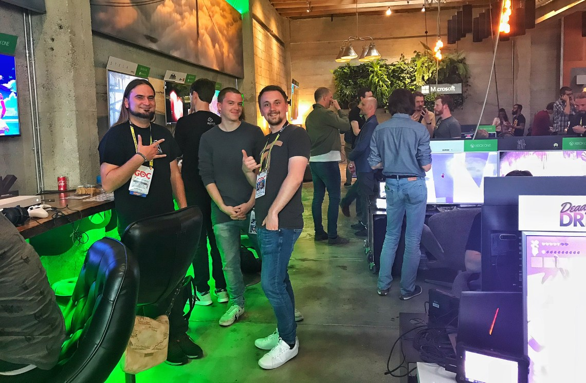 ID@Xbox GDC 2019 8Bit/Digi Insight for Bay Area Gamers