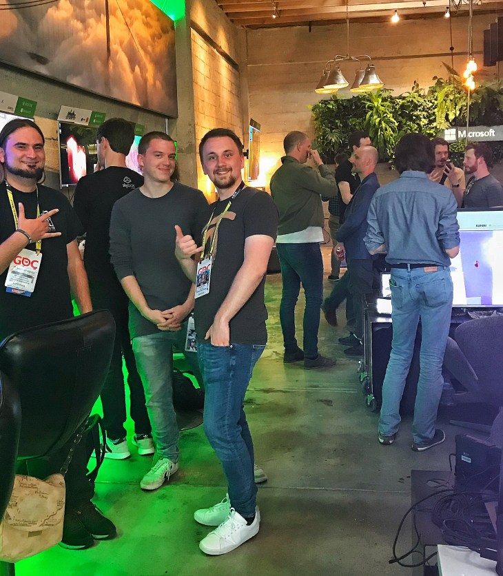 ID@Xbox GDC 2019 8Bit/Digi Insight for Bay Area Gamers