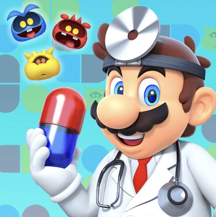 Dr Mario World 001 8Bit/Digi