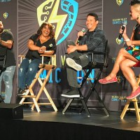 SVCC 2019 | It's Morphin Time! Q&A With the Power Rangers