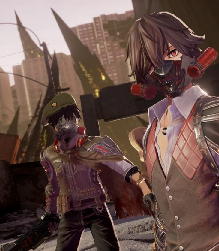 Code Vein 8Bit/Digi Insight for Bay Area Gamers