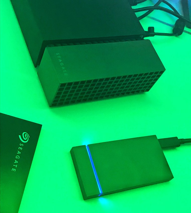 Consumer Electronic Show 2020 Seagate