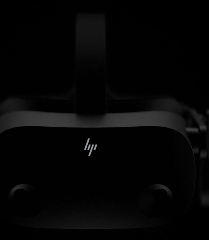 HP Virtual Reality HMD 8Bit/Digi