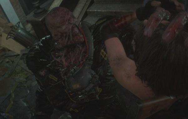 Nemesis Resident Evil 3 demo 8Bit/Digi