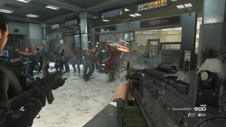 No Russian Call of Duty Modern Warfare 2 Campaign Remastered 8Bit/Digi