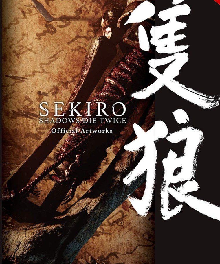 Sekiro Art Book 8Bit/Digi