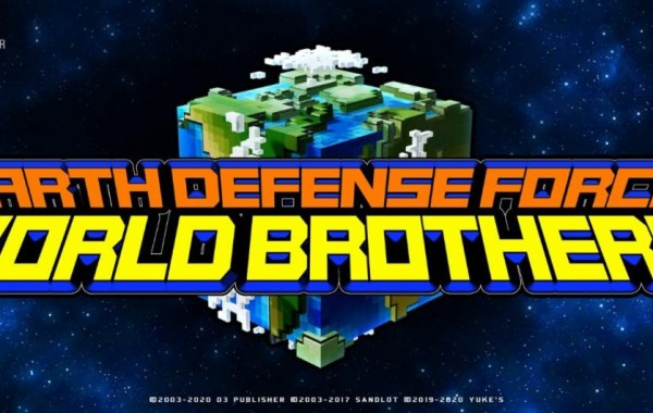 Earth Defense Force: World Brothers announces 8Bit/Digi