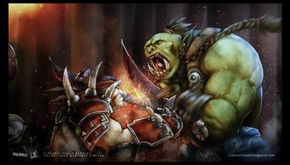 World_of_Warcraft_closeup_by_KaizenDesign