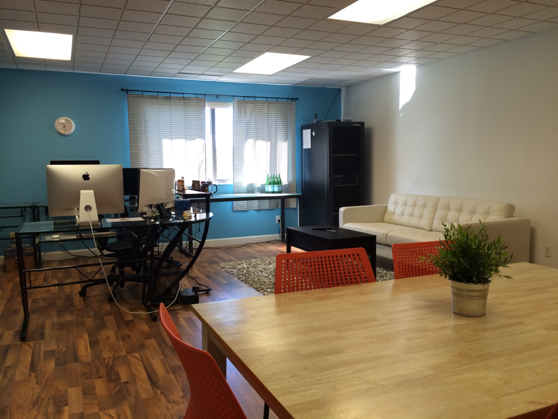 office pre renovations