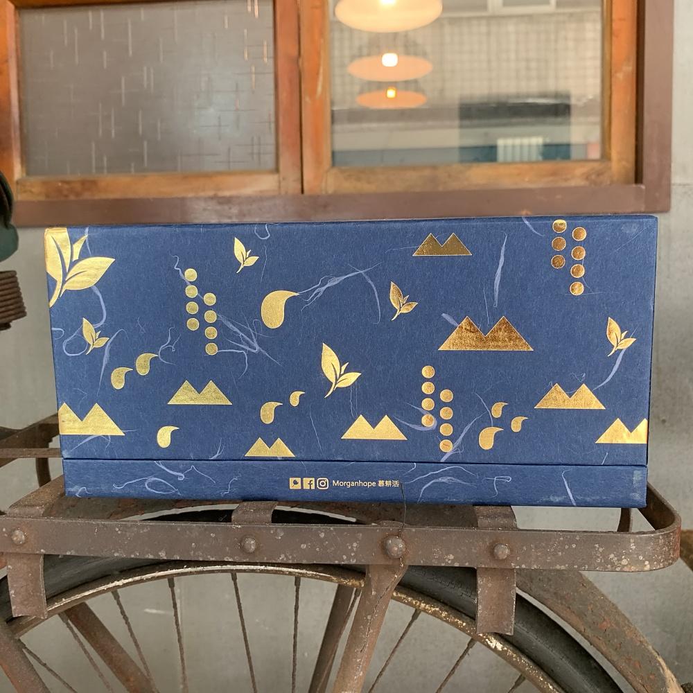 金帛珠玉茶葉禮盒