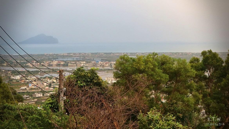 空ㄟ農場 遠眺龜山島