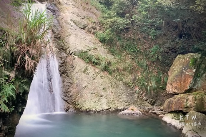 [健行] 猴洞坑白石腳步道|宜蘭礁溪景點|短程初級健行登山步道|宜蘭親子戶外景點