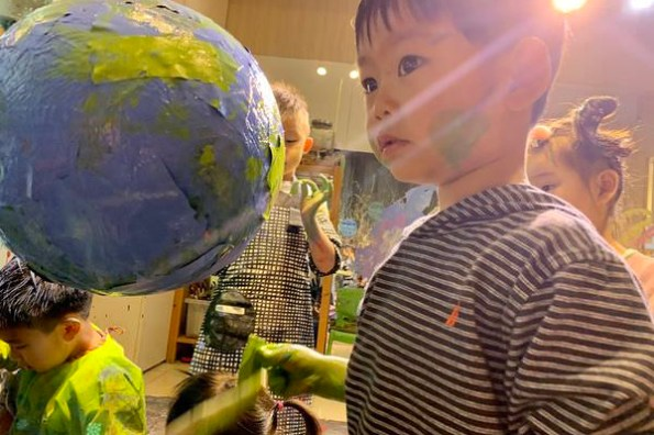[育兒] 美學王子兒童藝術課程|美學養成從小開始|Art Prince美學 X STEAM教育|新竹地區藝術學習熱門點