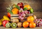 Зимние фрукты