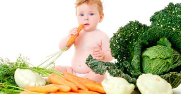 Как приучить ребёнка к полезным продуктам