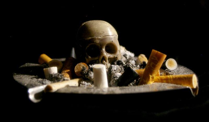 Табакокурение — история о дороге в долину смерти