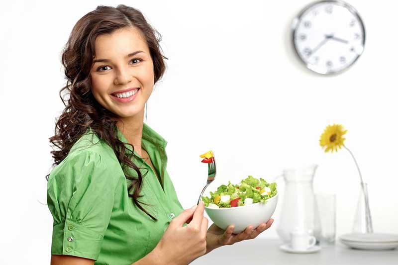 Правильное питание: что и когда