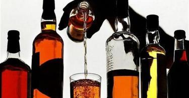 Употребление алкоголя приводит к преждевременной смертности