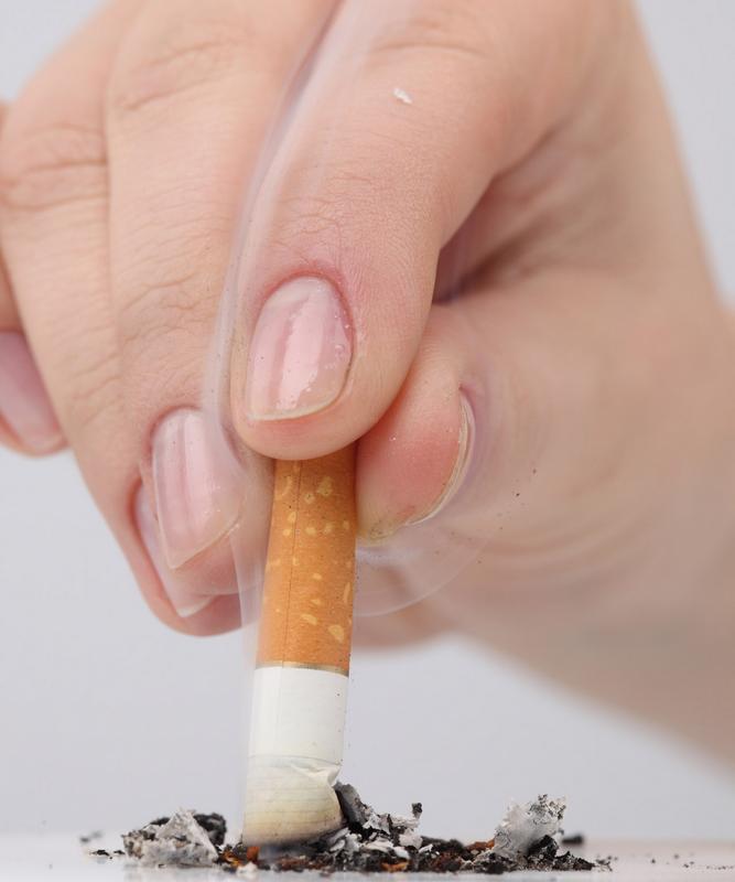 Я поклялась богом что брошу курить