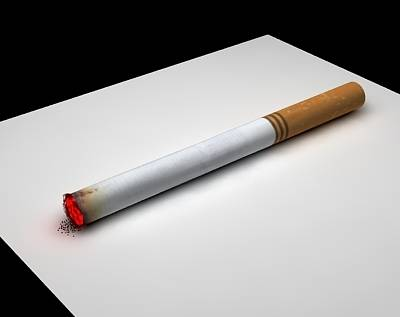 пробуют сигарету рано в школе