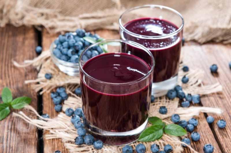 Черничный сок улучшает память и внимание детей