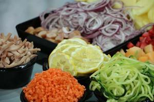 Вегетарианское питание, богатое углеводами