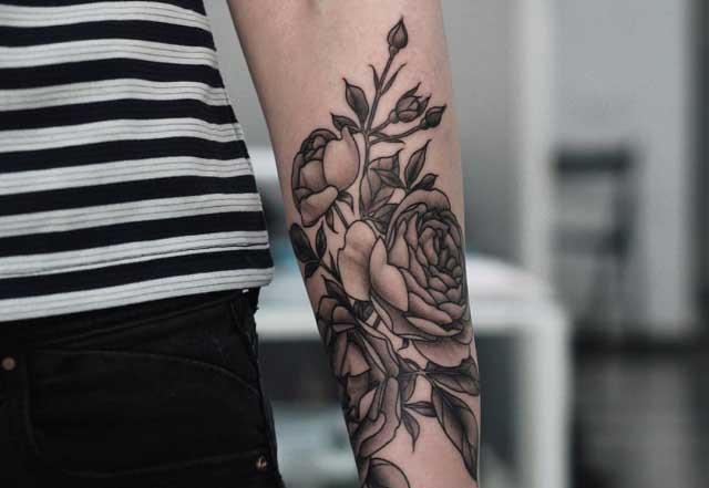 Татуировка вполне может вылиться в рак