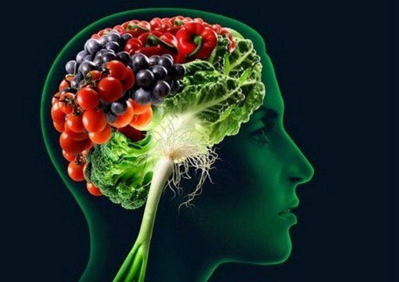Питание и работа мозга