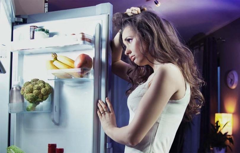 Ночные перекусы провоцируют развитие болезней сердца и диабета