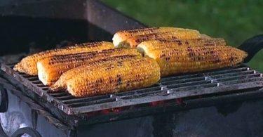 Шашлыки из кукурузы