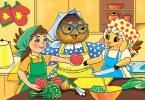 Любимая еда Кати