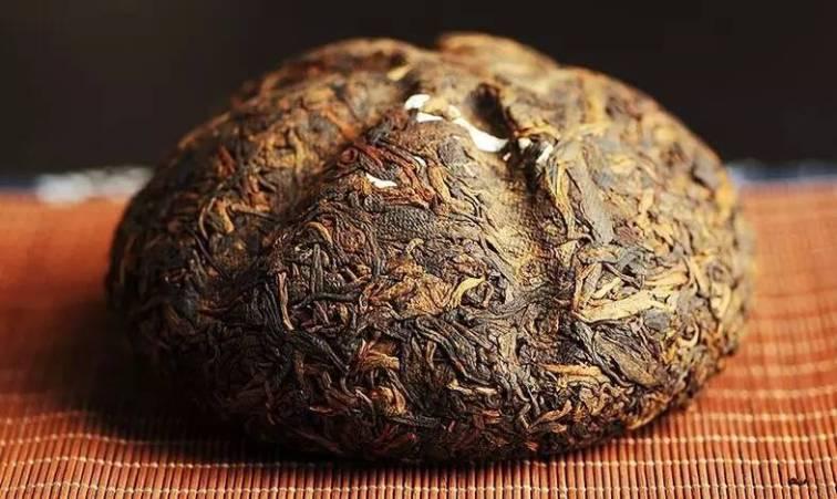 Puer Tea 絕品「太上皇」金瓜貢茶 90年代 100克 生茶