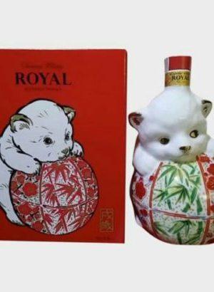 SUNTORY ROYAL 2018 WHISKY 戊戌狗生肖威士忌