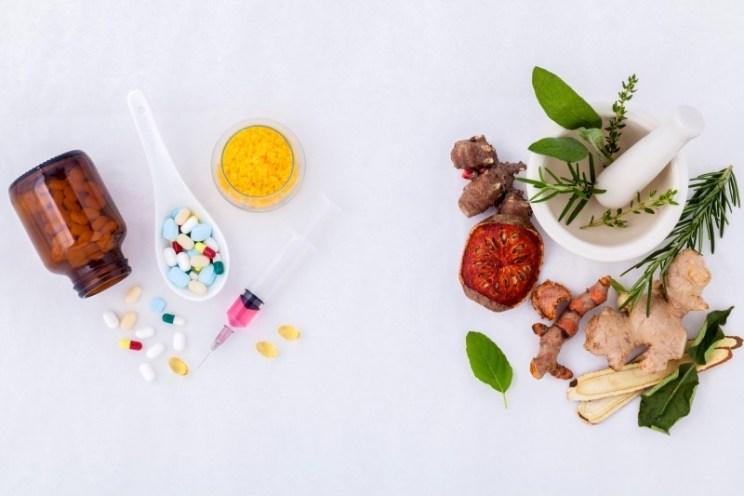生活百錯 弄懂西藥 中藥 保健品差異 控制 調理 修復