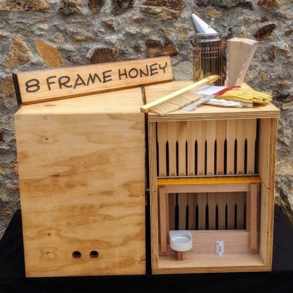 8 Frame Honey AZ hive
