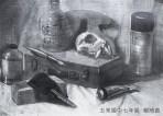 八頭畫室美術學生作品 (1)
